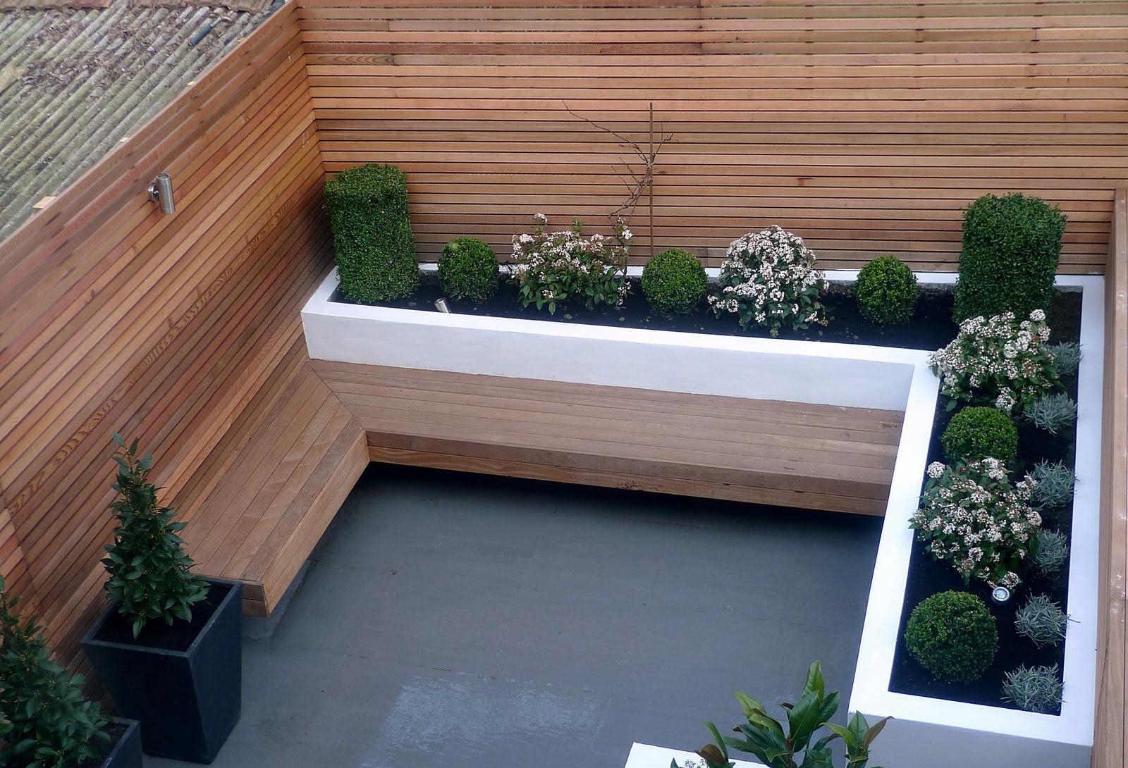Garden Design Designer Clapham Balham Battersea Small Garden Low Maintenance London London Garden Blog