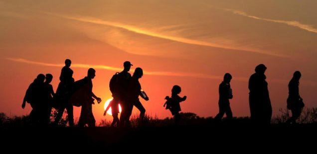 Caravana de migrantes centroamericana: refugiados de una guerra social