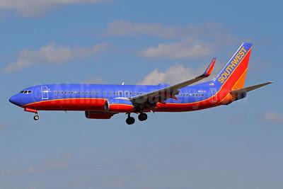 Southwest Airlines Boeing 737-8H4 WL N8312C (msn 38809) BWI (Brian McDonough). Image: 911473.