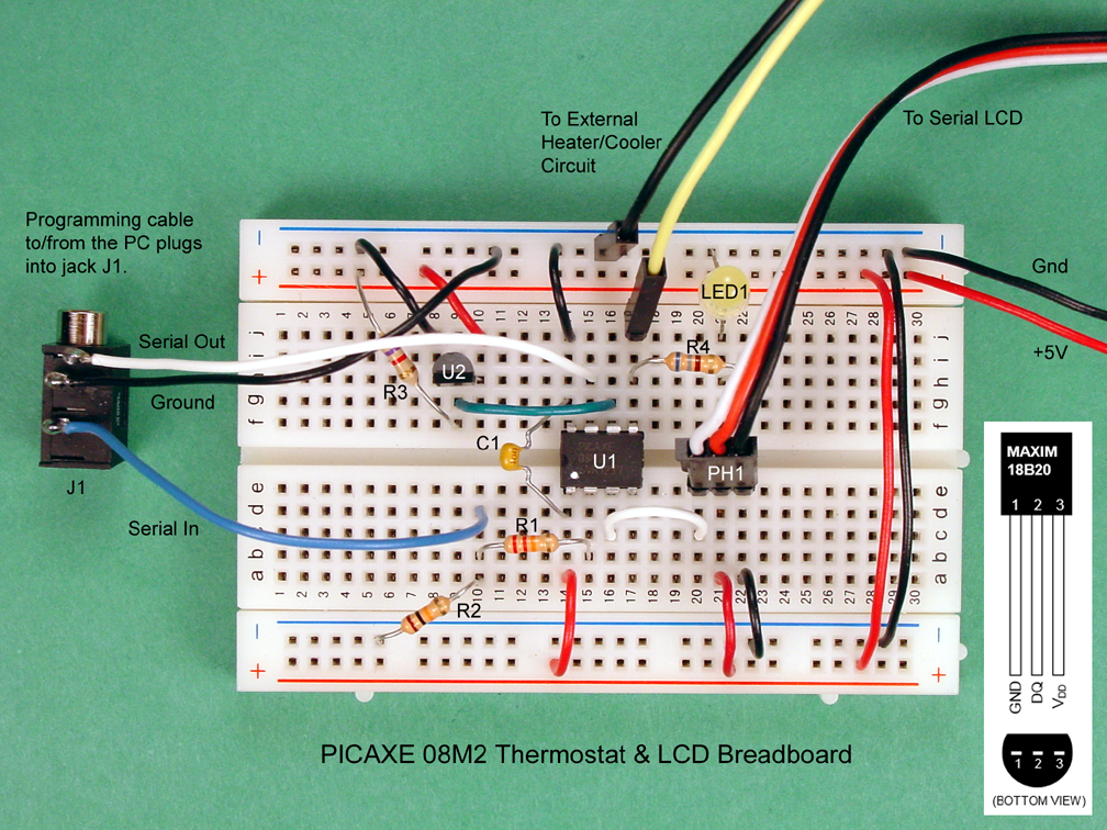 Breadboard Diagram