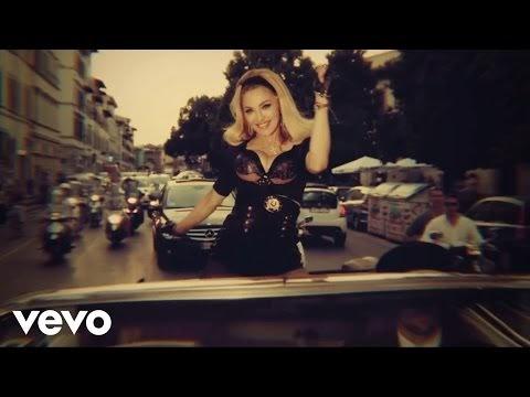 turn up the radio, il nuovo video di madonna