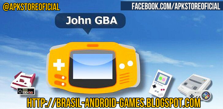download john gba gba emulator apk full gr tis aplicativos android custom droid rom. Black Bedroom Furniture Sets. Home Design Ideas