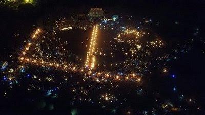 Resultado de imagen para tañarandy reunio 30 000 personas