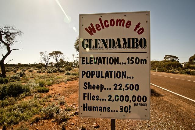 Welcome to Glendambo