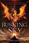 The Burning Sky (Elemental Trilogy #1)