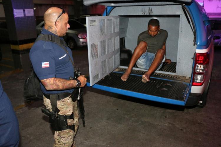 Acarajé foi levado para o Complexo Prisional de Mata Escura, em Salvador - Foto: Divulgação | SSP-BA