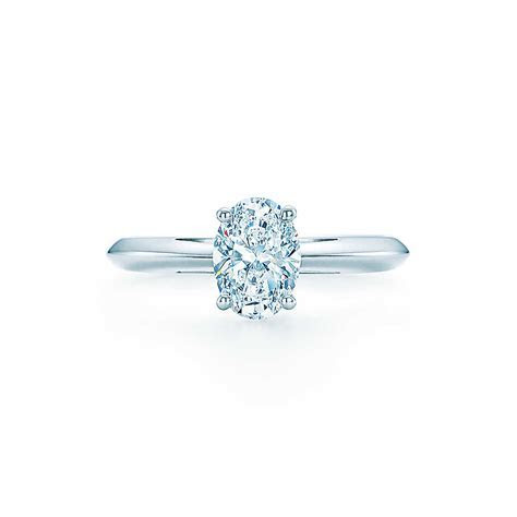 Oval Shape Engagement Rings   Tiffany & Co.