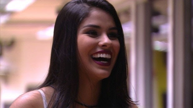 Munik participa da final do 'Big Brother Brasil 16' (Foto: Reprodução/TV Globo)