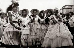Evento: Memórias, Poéticas e resistências do carnaval Afro-paulistano