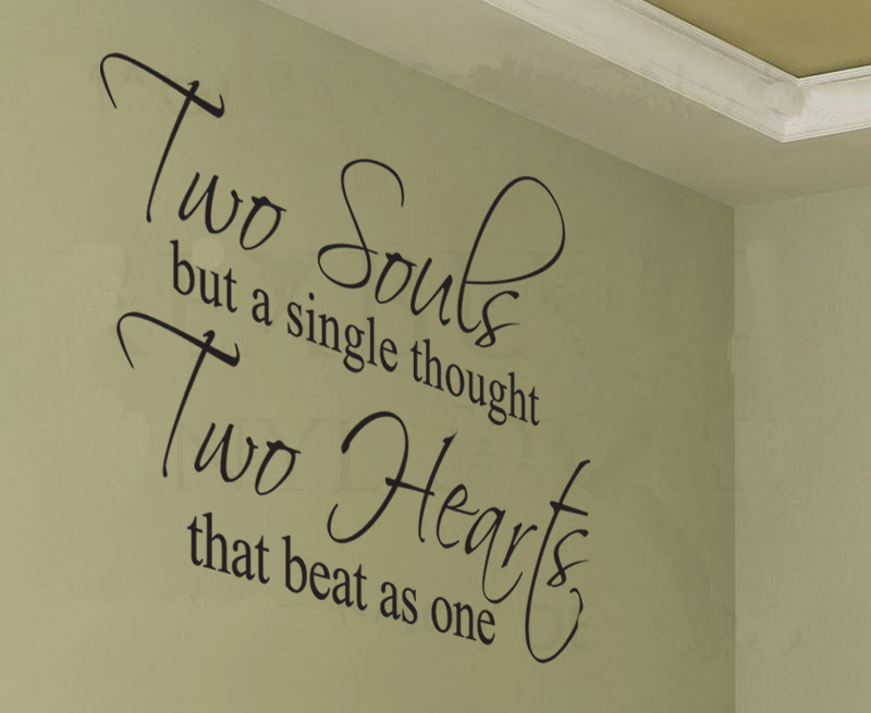 Quotes About Two Souls 104 Quotes