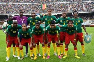 Сборная Украины может сыграть с Камеруном