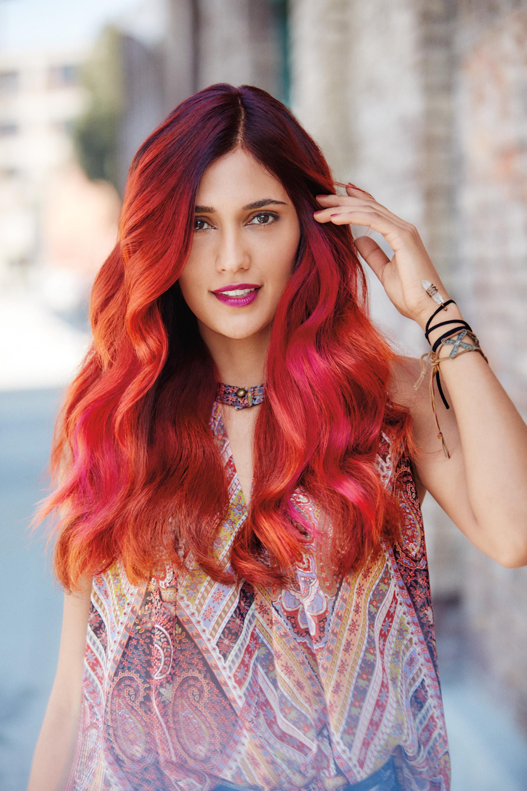 Clairol Professional Launches Permanent Vivid Hair Color ...