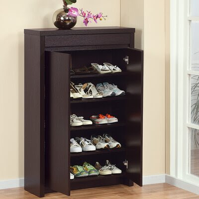 Cabinet Shoe Storage | Wayfair