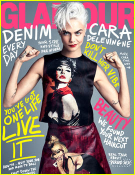 Cara Delevingne Opens Up About Her Sexuality & Being Pigeonholed By Societal Standards