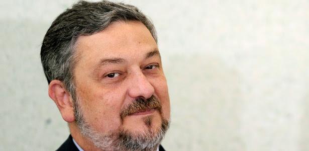 Ex-ministro Antonio Palocci