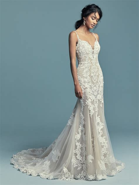 Maggie Sottero Wedding Dress ? ABBIE MARIE