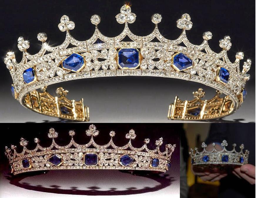 Image result for Queen Victoria coronet