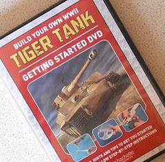 Tiger Tank DVD