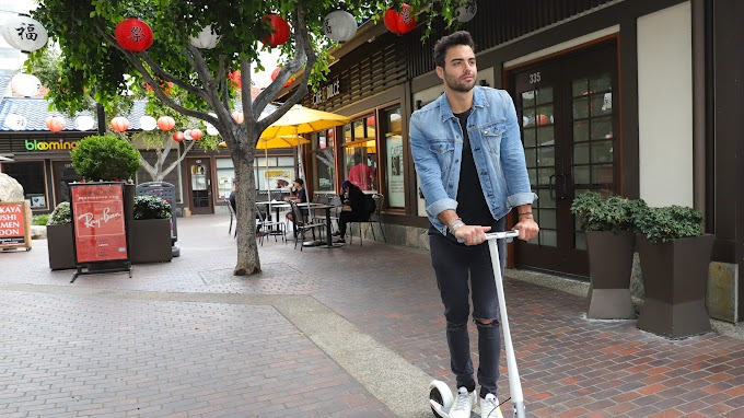 Between renting and buying, Unagi offers personal scooters with a subscription