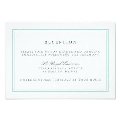 379 best images about Wedding Reception Cards on Pinterest