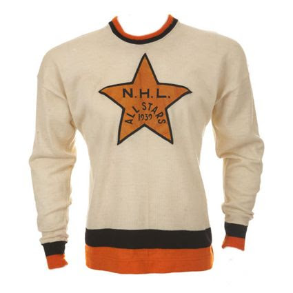 1939 NHL All-Star jersey