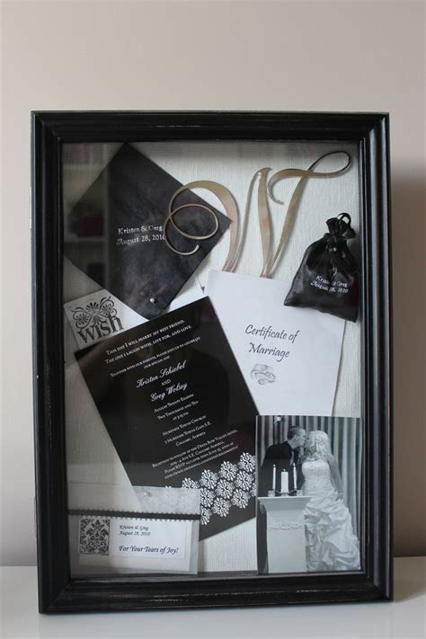 1000  ideas about Wedding Shadow Boxes on Pinterest