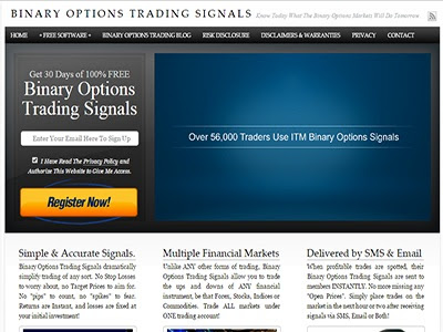 Up down binary options signals