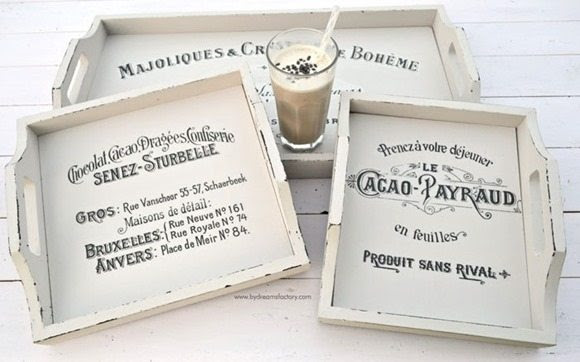 diy french trays