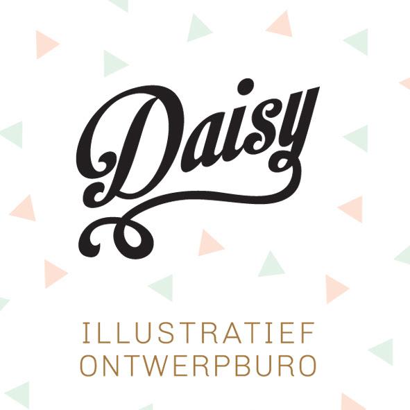 Daisy Illustratief Ontwerpburo Voor Eigenwijs Kleurrijk