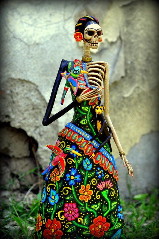 Frida Kahlo Catrina