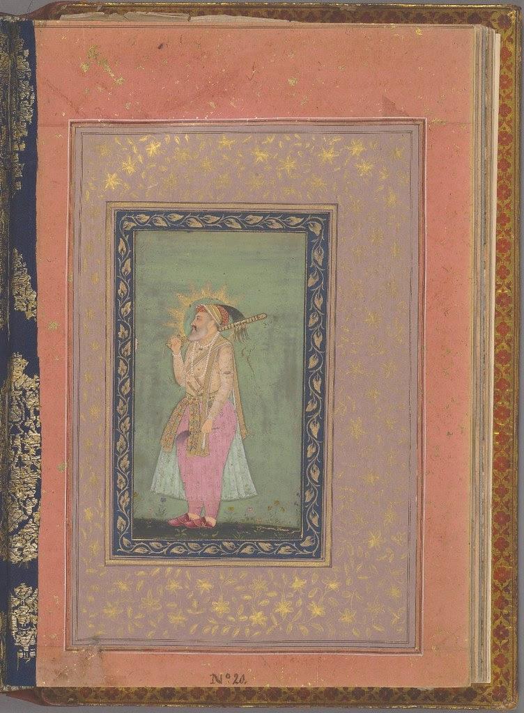 Shah Jehan fol. 20r