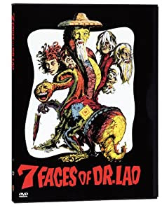"Cover of ""Seven Faces of Dr. Lao"""