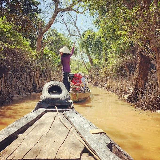 Tan Phong Island: A call to garden