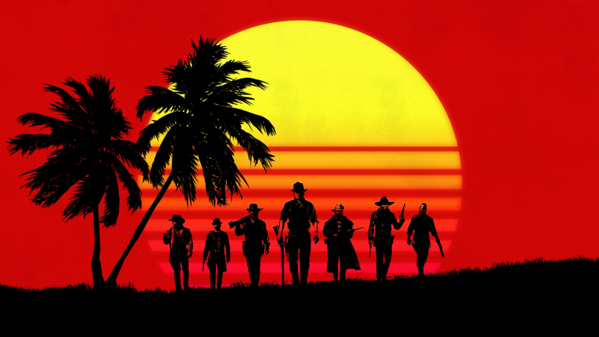 Marston Red Dead Redemption K Hd Desktop Wallpaper For K Ultra