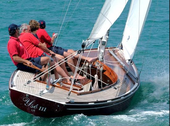 Accueil Du Yacht Club De Saint Martin De Ré