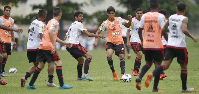 Lucas Paquetá, Flamengo (Foto: Gilvan de Souza/Fla Imagem)