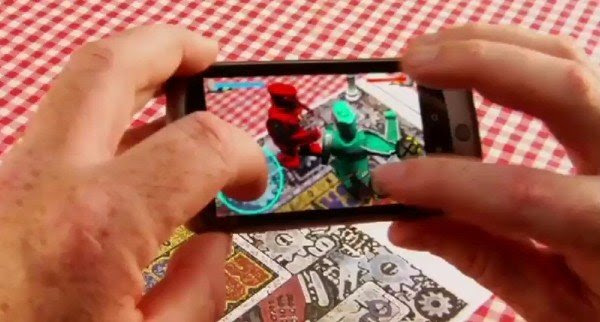 An Insight Into Augmented Reality Gaming - Unigamesity