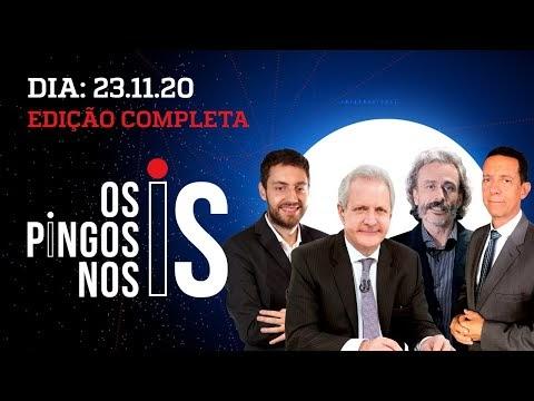 Os Pingos Nos Is - DESPERDÍCIO DE TESTES/ ÓDIO CONTRA OSMAR TERRA/ ARGENTINOS COM FOME