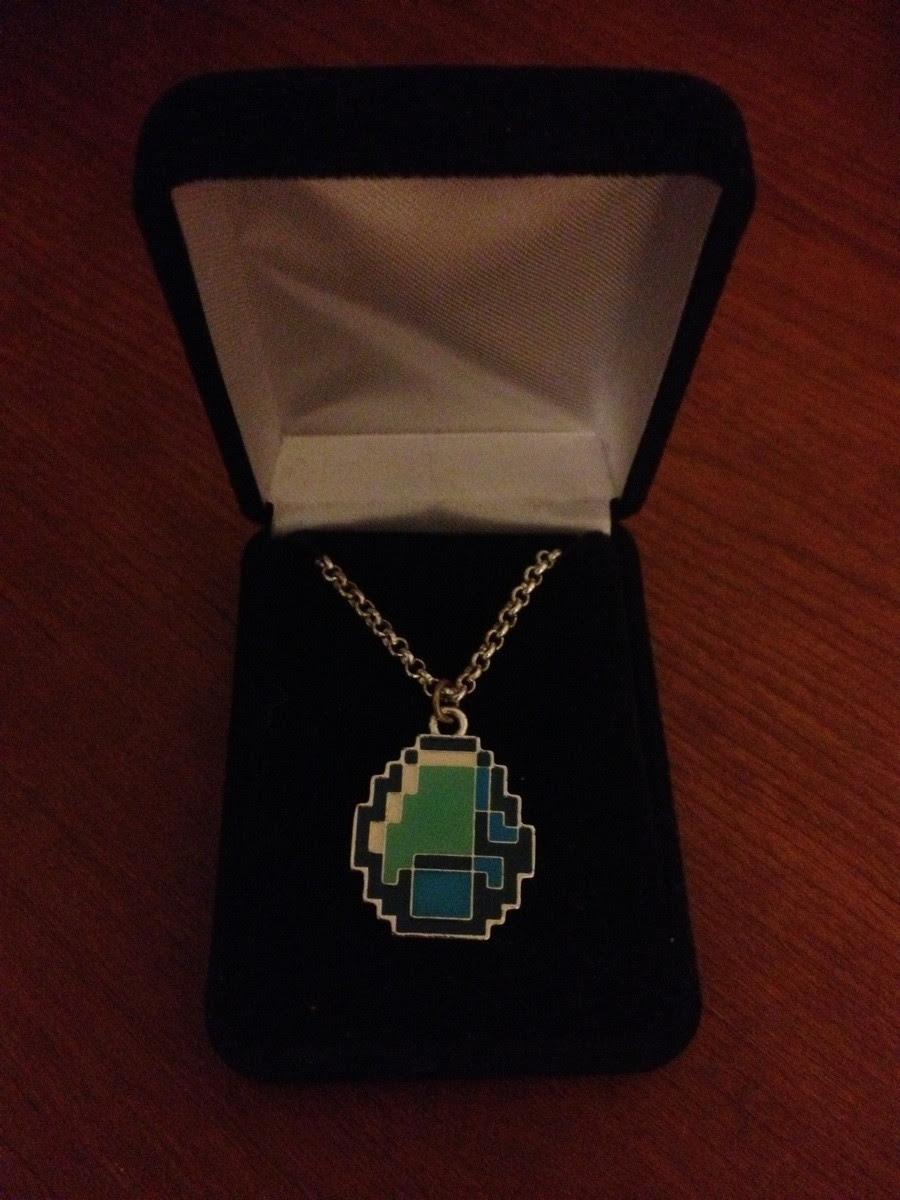 2 Year Anniversary Gift I Got For My Girlfriend Minecraft