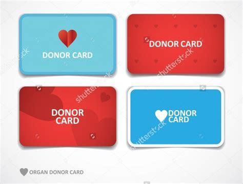 22  Donation Card Designs   PSD, Vector EPS, JPG Download