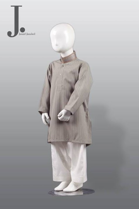 Kids-Child-Wear-Kurta-Shalwar-Kameez-New-Fashionable-Clothes-Collection-2013-by-Junaid-Jamshed-3