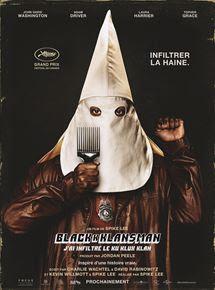 """Résultat de recherche d'images pour """"blackkklansman"""""""
