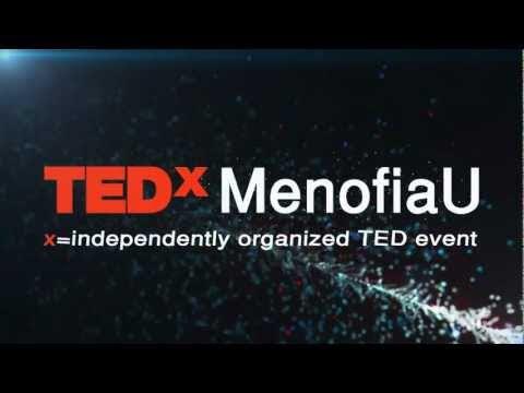 Tedx MenofiaU intro