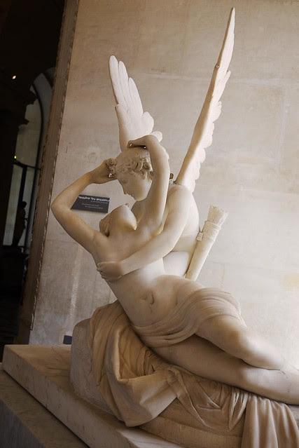 普西莎及愛神