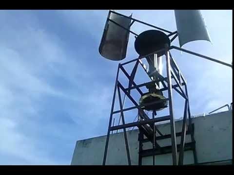 Máy phát điện sử dụng hộp truyền số