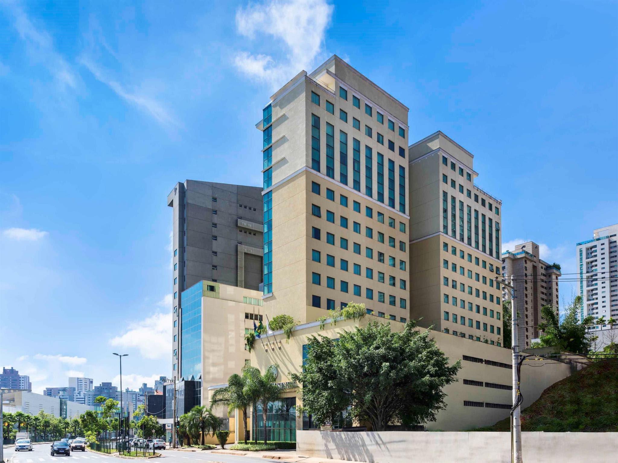 hotel near Belo Horizonte Caesar Business Belo Horizonte Belvedere