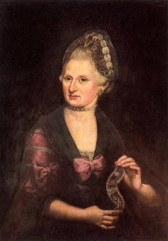 Мать Вольфганга Амадея Моцарта - Анна Мария Вальбург, урожденная Пертль матери, такие разные