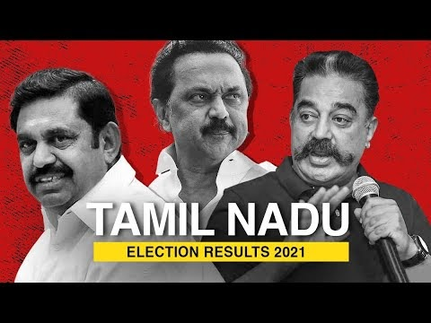 🔴Live Tamilaruvi TV Breaking News Election Results 2021