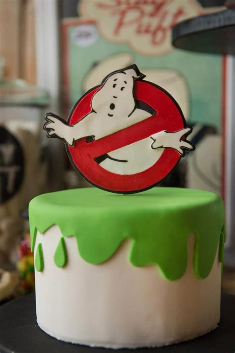 Kara's Party Ideas Ghostbusters Halloween Party with Lots
