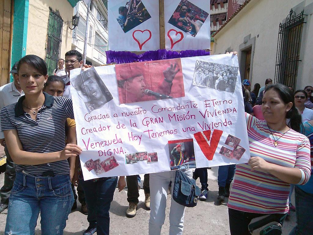Las mujeres se han constituido en una importante fuerza impulsora de la gestión pública en Venezuela. Sin duda uno de los grandes legados del comandante Hugo Chávez Frías consistió en visibilizar a la mujer venezolana e integrarla al proceso revolucionario..